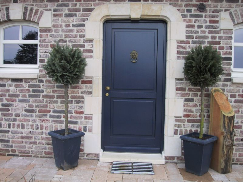 Haustür holz landhaus  Türen und Haustüren vom Spezialisten für Fenster, Türen, Treppen ...